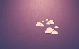 Cloud wall by NaashiBelieber