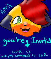 Invited *very important* by AprilTheKitty