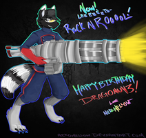 Happy Birthday D3! by NekoMellow