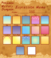 PMD Expression Meme by TamarinFrog