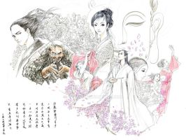 Ming Princess Diaries by daxiong