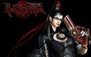 Bayonetta wallpaper by killer0178