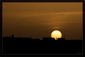 The man in the sun by deaconfrost78