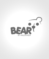 Bear, Logo. by manuvergara