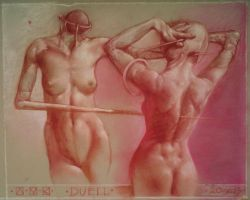 DUELL by alkor12
