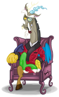 Discord - Like a Sir by KonekoKisses