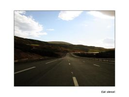 the Road by lordhamza