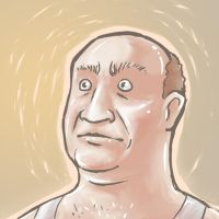 Bill Dauterive by SAKKET