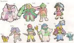 Tales Of Eternia Characters | RM.