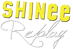 SHINee Replay logo by katja94
