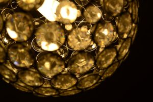 pretty lampshade by abbierose