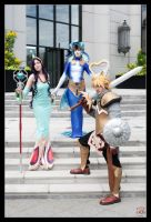Chrono Cross Group by negativedreamer
