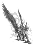 Warrior Angel by Loren86