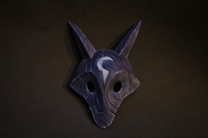 Kindred Mask by RubeeAmadare