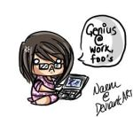 Genius at work by Naeru