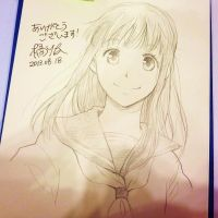 [OC] Sketchbook 20130818 at Comitia105 1/2 by lita426t