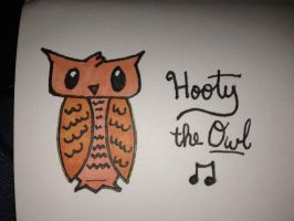 My Epic Critters~Hooty the Owl by ScenePika