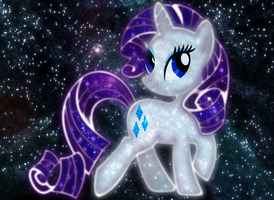 Cosmic Rarity by AmazingPony