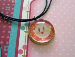 Kirby Necklace by Sercive