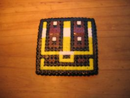 Zelda Chest Perler by Pirate-Ken