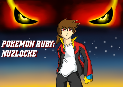 Pokemon Ruby Nuzlocke - Prologue by Mad-Revolution