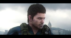 Chris Redfield  BSAA by AnubisDHL