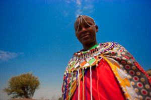 Masai Woman 3 by catman-suha