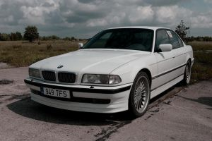 bme E38 Alpina by ShadowPhotography