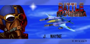 J. Wayne in Battle Garegga by arya74