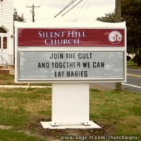 Silent Hill Church by bleachhime