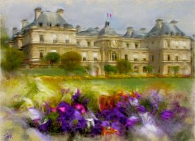 I love Paris in the Springtime by fmr0