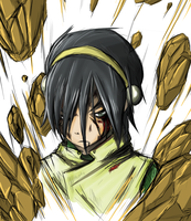 Toph by TheOldEnglishB