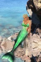 Mermaid Attempt 1 by Shawn-Saylor