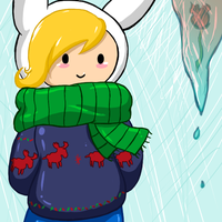 Fionna Sweater by Fishinggurl