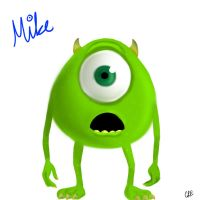 mike by Spongebobluvr66