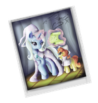 Signed memories by ponyswirl