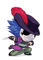 Chibi Sharc by theCHAMBA