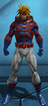Spartan (DC Universe Online) by Macgyver75