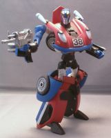 TFA Smokescreen Bot by Shinobitron