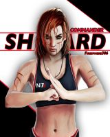 New Commander Shepard by Firesphere306