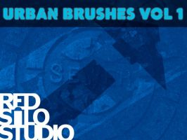 Urban Brushes Volume 1 by redsilo