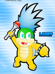 One of the Cleverest Koopaling by FaisalAden