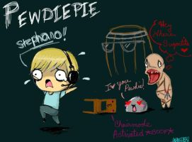 PewDieDerp~ by AllThesePiecesOfMe