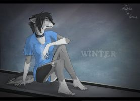 Winter by NatalieDeCorsair