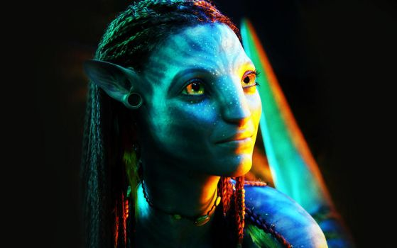 Neytiri Avatar NA'VI by Mutulix