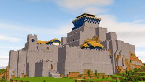 Medieval Castle by AnimCraft