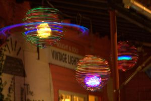 Spinning Lights by LezzieLexi2QT2BSTR8