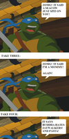 TMNT ST - Multiple Takes of 1 by Kaykri76