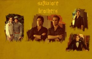 salvatore brothers by PhantomTree913