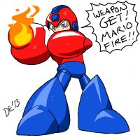 MegaMan: Super Smash GET! by BlueIke